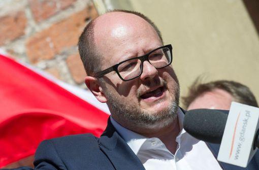 Bürgermeister Adamowicz nach Messerangriff gestorben