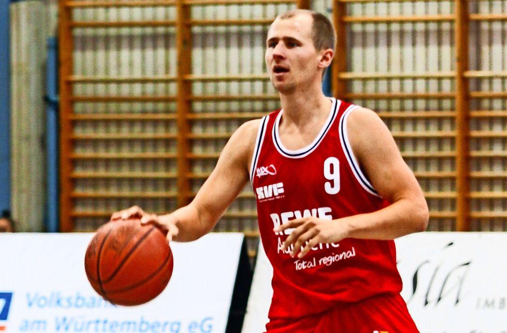 Vilius Sermokas spielt nach seiner Kreuzbandverletzung wieder für den SV Fellbach. Foto: Nicklas Santelli