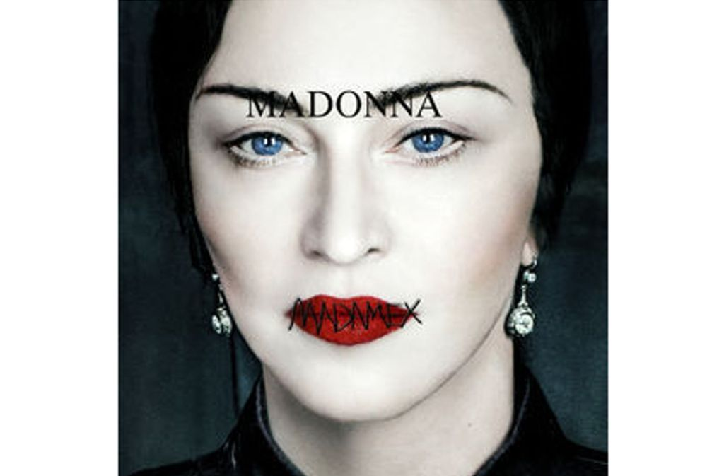 """So sieht das Cover von Madonnas neuem Album """"Madame X"""" aus. Foto: Universal Music"""