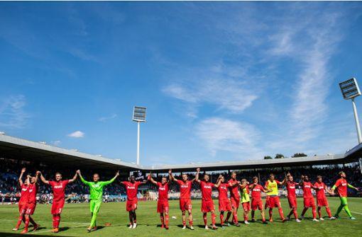 Köln startet mit einem Sieg in die 2. Bundesliga