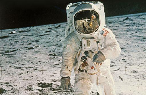 Vom Mond  zum Mars