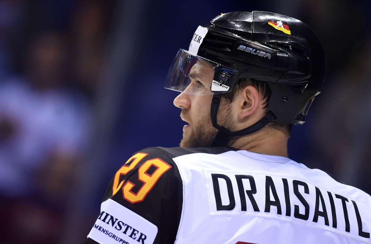Besondere Ehrung für Leon Draisaitl: Der Kölner  ist der wertvollste Spieler der NHL.  (Archivbild) Foto: dpa/Monika Skolimowska