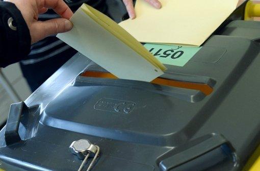 Geringe Beteiligung bei Landtagswahlen