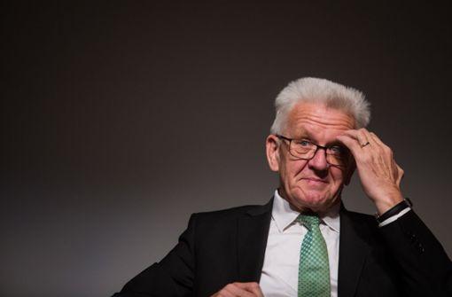 Parteispitze kritisiert Kretschmanns Wortwahl