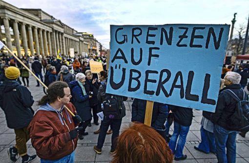 Kritik an der EU für  Politik der Abschottung