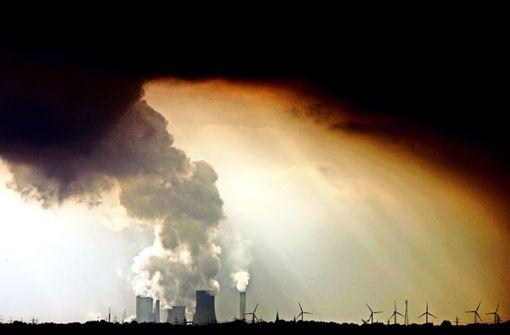 Der Kampf gegen die Klimakatastrophe