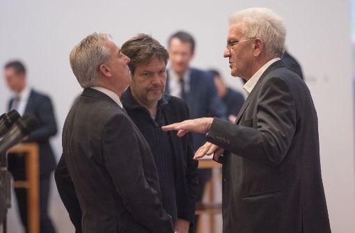 Kretschmann und Strobl glauben nicht an Minderheitsregierung