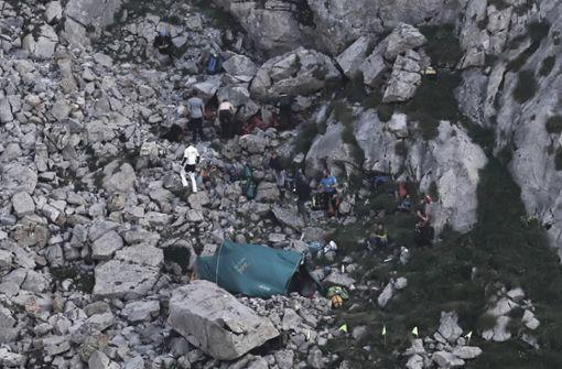 Einer der beiden  vermissten Höhlenforscher ist tot