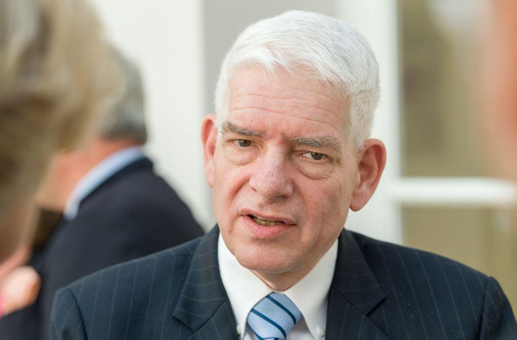 Der Präsident des Zentralrats, Josef Schuster, äußerte sich am Donnerstag zum Betätigungsverbot. Foto: picture alliance/dpa/Peter Kneffel