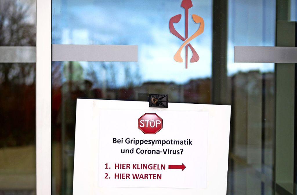 Der Kongress anlässlich des 100. Geburtstags der anthroposophischen Medizin in der Filderhalle wurde abgesagt. Grund: der Coronavirus. Foto: Eileen Breuer