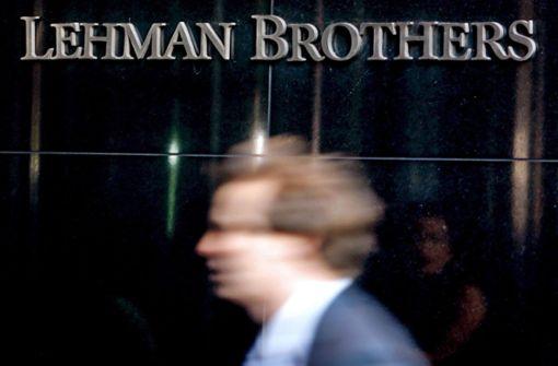 Firmenpleite während Wirtschaftskrise
