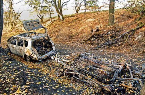 Mann nach mysteriösem Wohnwagenbrand verhaftet