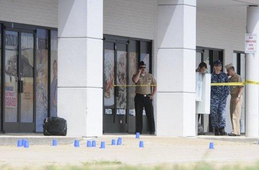 Fünf Tote bei Angriff auf US-Militär