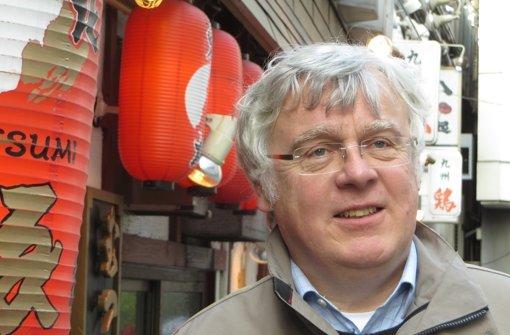 Carsten Germis ist Korrespondent und kennt sich aus in Tokio. Foto: Carsten Germis
