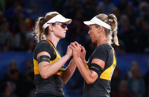 Stuttgarter Duo bei Beachvolleyball-WM ausgeschieden