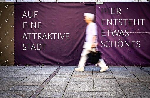 Wie sich  die Einkaufswelt in Stuttgart wandelt
