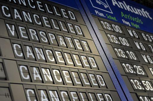 Immer mehr Passagiere beschweren sich