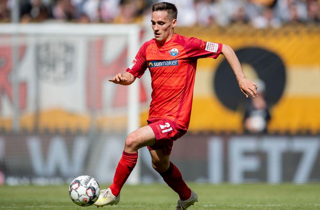Philipp Klement kommt vom SC Paderborn zum VfB Stuttgart. Foto: Getty