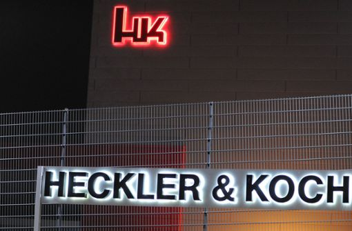 Heckler & Koch droht Ungemach vor Gericht