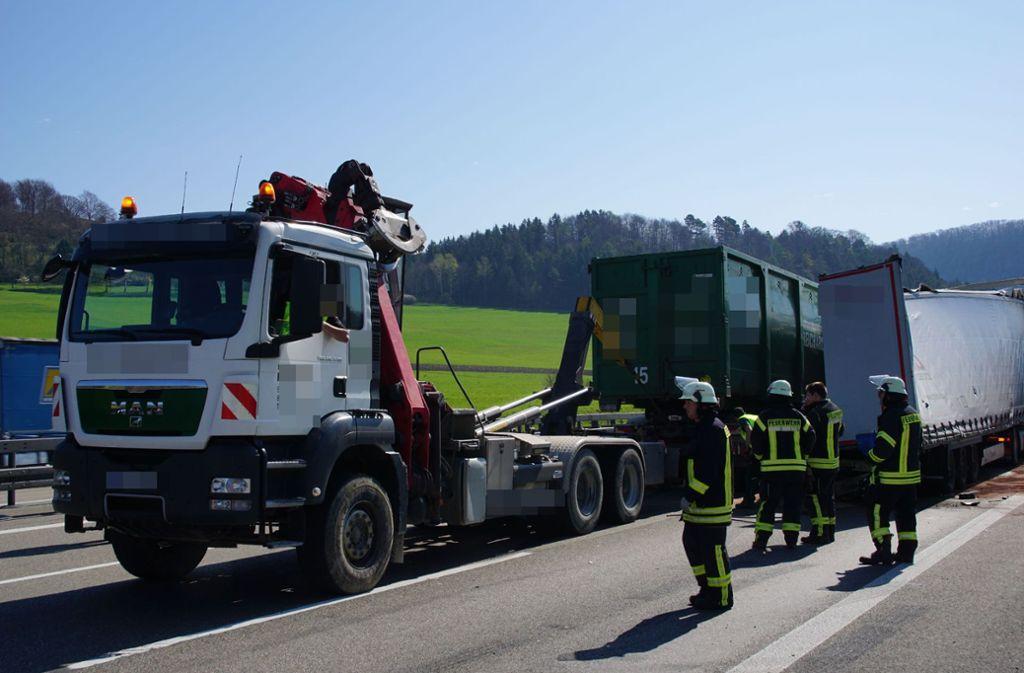 Nach kurzer Zeit gab die Polizei Ulm Entwarnung. Foto: SDMG