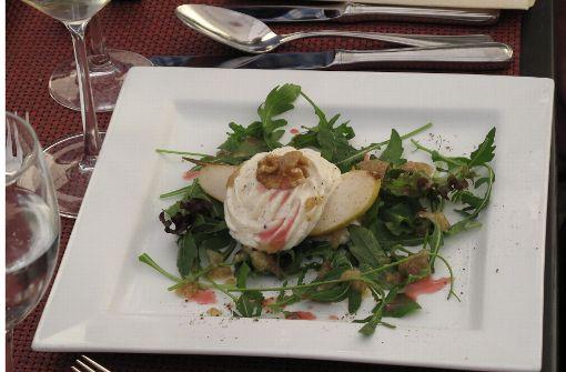 Von Alblinsen-Salat bis Nougatknödel
