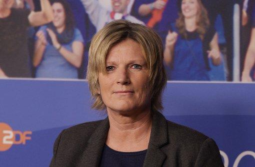 ZDF-Kommentatorin löst Sexismus-Debatte aus