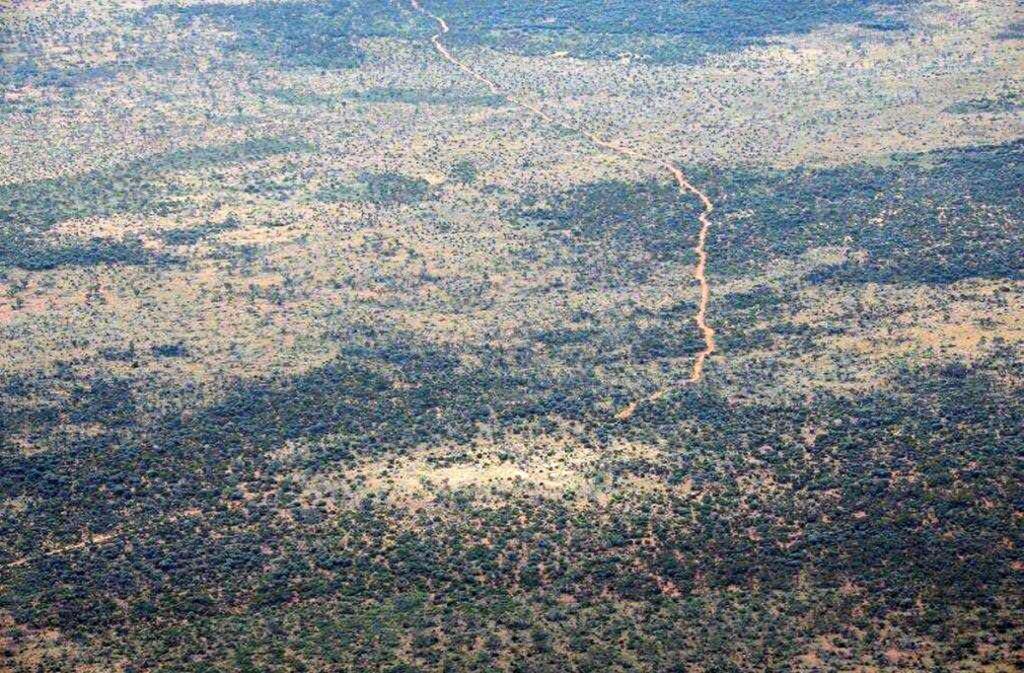 Die Deutsche wurde abseits eines Wanderpfades im Outback gefunden. Foto: AAP / WA POLICE