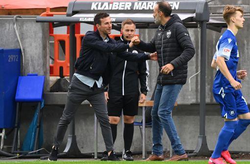 Cheftrainer-Vertrag für Christian Eichner wohl noch diese Saison