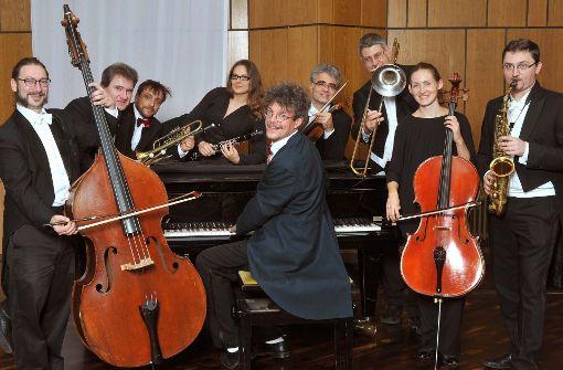 Jazz und Swing mit den Salonikern
