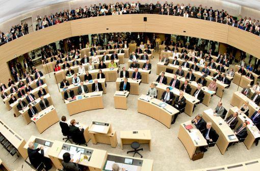 Landtag verliert politische Schwergewichte