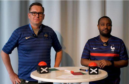Video-Quiz zur Europameisterschaft – Erster Gegner Frankreich