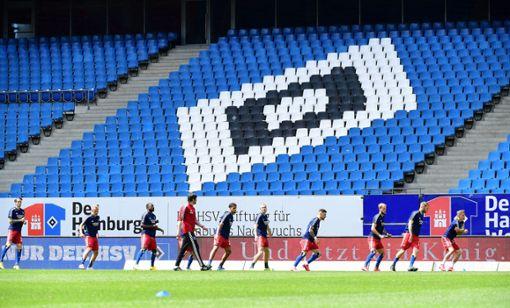 Zwei Corona-Fälle: Aue-Spiel beim HSV fällt aus