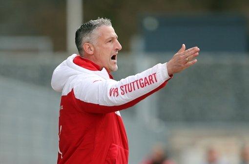 Ein paar Fragezeichen beim VfB II