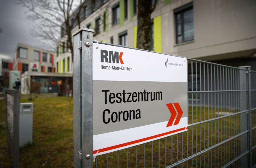 Der erste offiziell bestätigte Corona-Tote aus Baden-Württemberg kommt aus dem Rems-Murr-Kreis (Symbolbild). Foto: Gottfried Stoppel