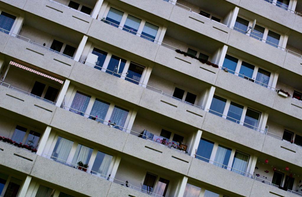In manchen Wohngebieten soll der Anteil an Sozialwohnungen erheblich steigen. Foto: dpa