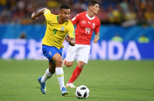 In vier Jahren aus der Favela zum WM-Starter
