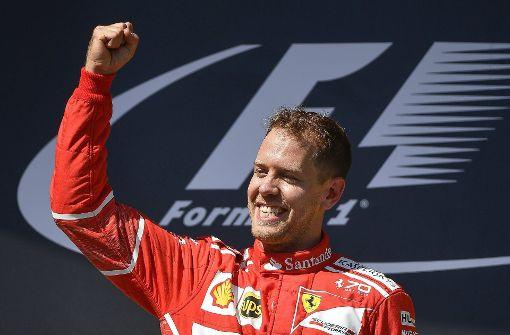 Vettel bis 2020 bei Ferrari unter Vertrag