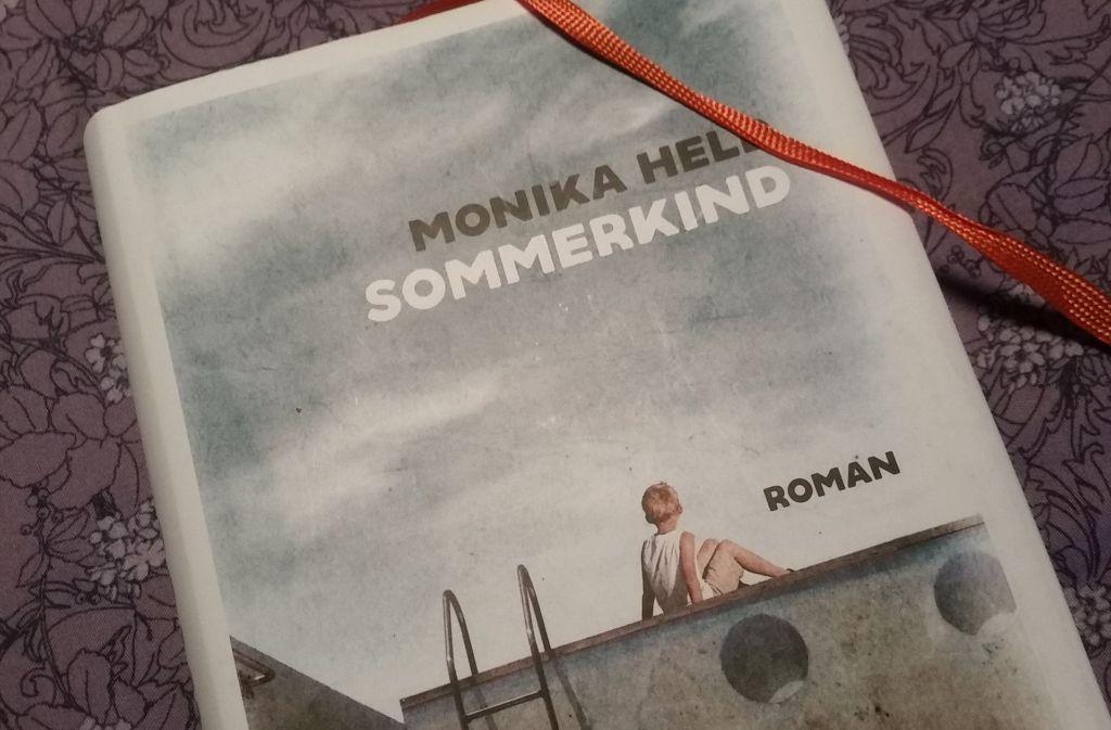 """Der scheinbar leichte Titel täuscht: """"Sommerkind"""" ist ein Roman, der in die Tiefe geht. Foto: Hans Jörg Wangner"""