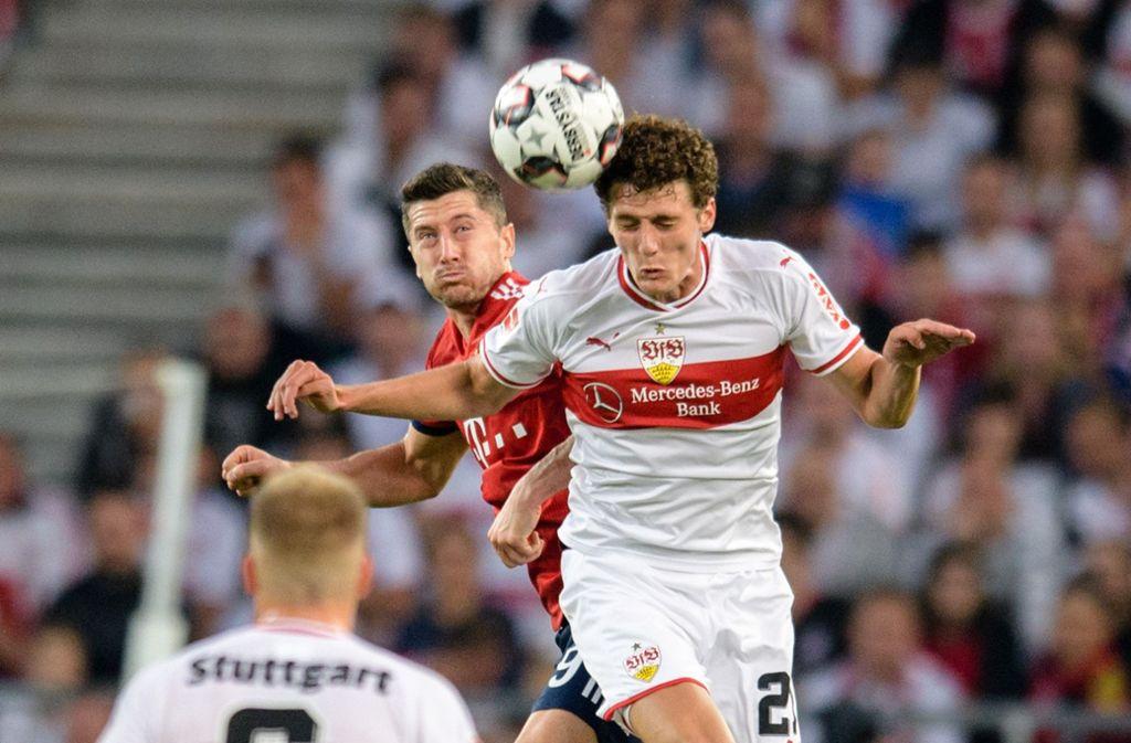 Benjamin Pavard vom VfB Stuttgart steht beispielhaft dafür, dass die 18 Clubs zunehmend die Talente aus dem Nachbarland entdecken. Foto: dpa