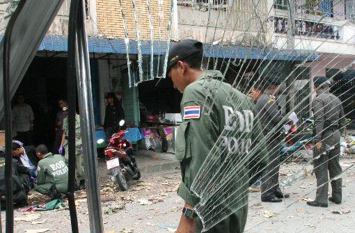 Mindestens 40 Verletzte bei Bombenanschlägen im Süden Thailands