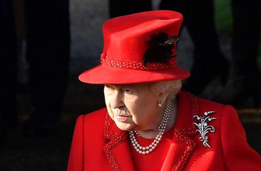 Queen beschwört Durchhaltevermögen in Corona-Krise