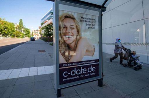 Werber und Stadt beraten über Sex-Plakate
