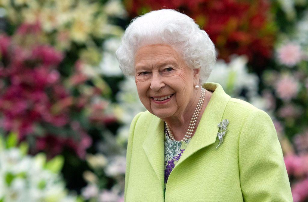 Königin Elizabeth II. verzichtet in der Corona-Krise auf eine große Geburtstagsfeier. (Archivbild) Foto: dpa/Geoff Pugh