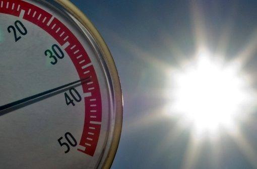 Eine Flucht vor der Hitze ist unmöglich