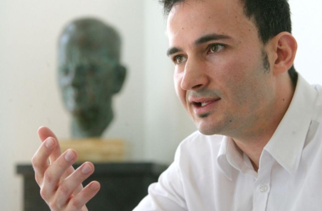 Der SPD-Kreischef Dejan Perc will den Namen eins möglichen SPD-Kandidaten  für die OB-Wahl erst nennen, wenn die Anwärter der anderen Parten feststehen. Foto: Zweygarth