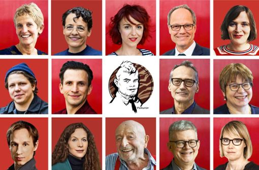 15 Stuttgarter Kulturmenschen, Überraschungen und Ärgernisse