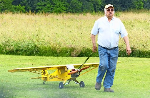Modellflieger können Hobby weiter betreiben