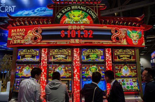Macau ist Pekings Liebling