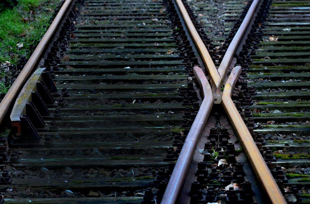 Der Verkehrsminister des Landes Winfried Hermann will die Weichen für eine Wiederinbetriebnahme stillgelegter Strecken stellen Foto: dpa