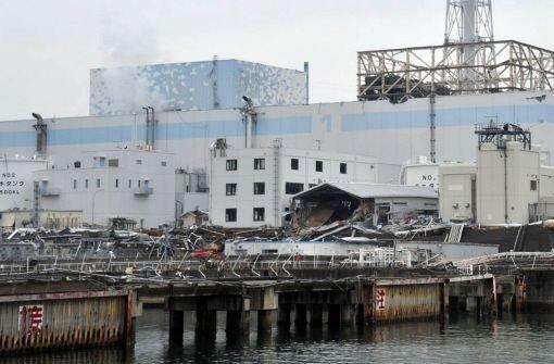 Am havarierten japanischen Atomkraftwerk Fukushima Eins hat der Betreiber Tepco die höchste Radioaktivität seit dem verheerenden Erdbeben im vergangenen März gemessen.  Foto: dpa